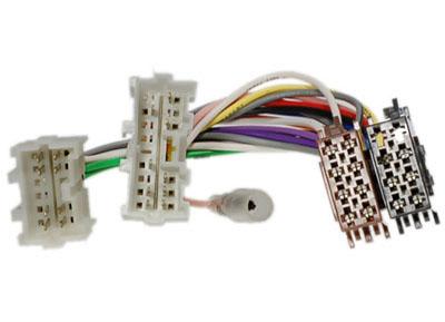 RTA 004.380-0 Véhicule-câble adaptateur spécifique