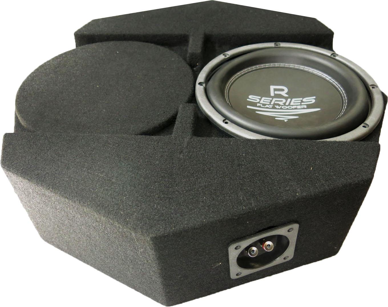 Audio System SUBFRAME R 10 FLAT R-SERIES SUBFRAME 350 Watt Ersatzradgehäuse mit Subwoofer