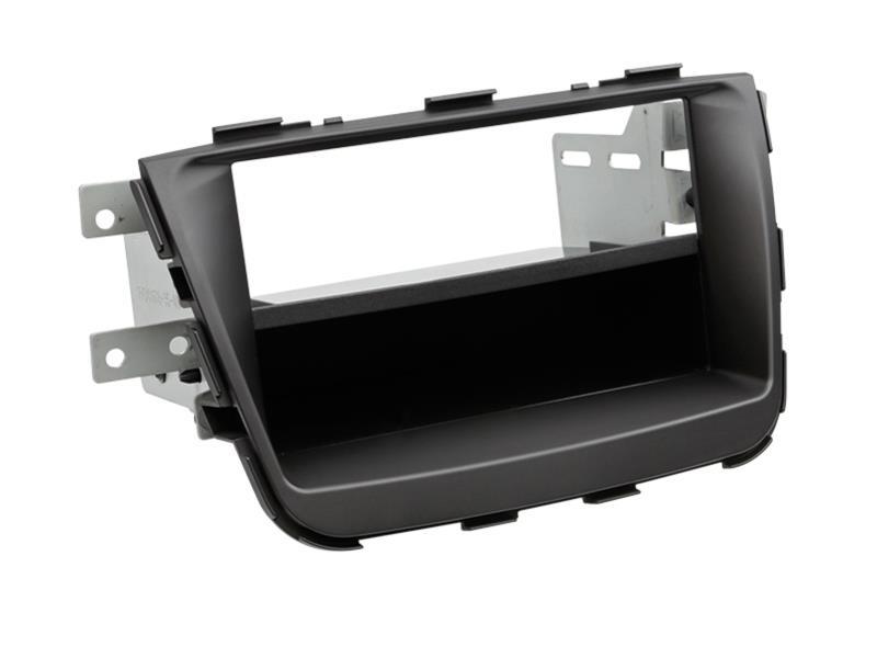 ACV 281178-35 2-DIN facia plate with pocket Kia Sorento 2013 > black