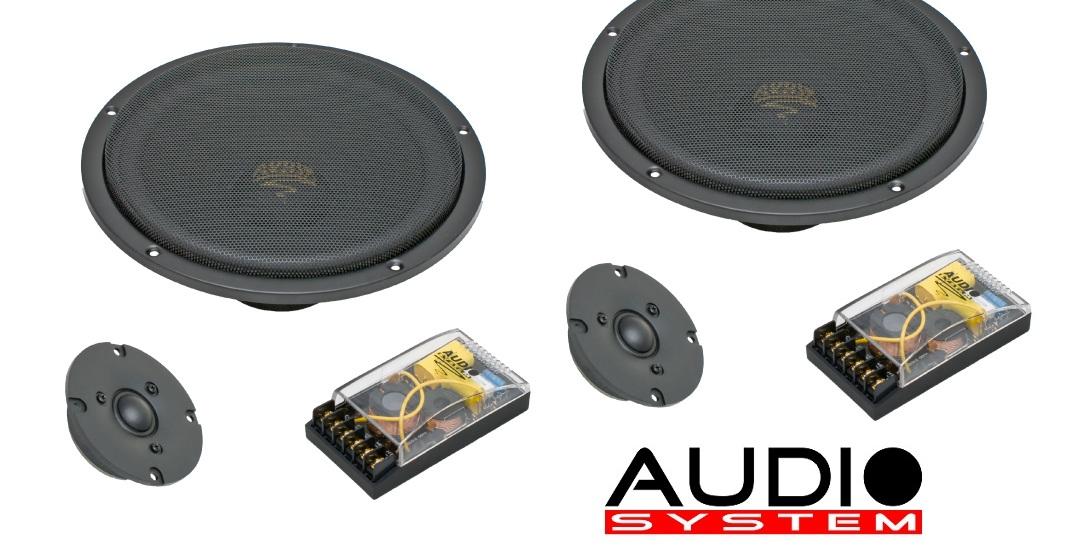 Audio System RADION 2/20 200 mm, 2-Wege Composystem Radion 220