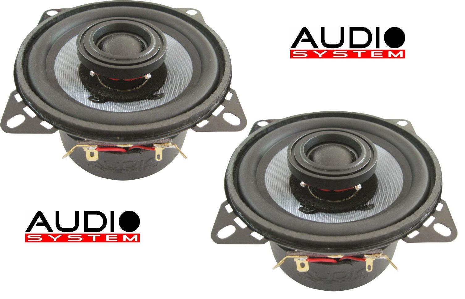 Audio System CO 100 EVO 10 cm High Level Coaxial System 110 Watt