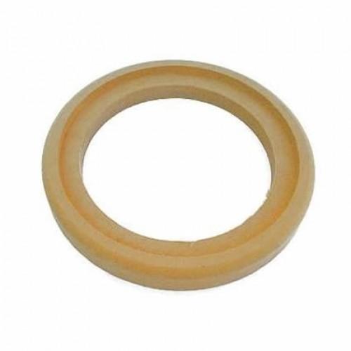 AIV 480227 MDF-Ring für Normkorb 13er MDF Holzring mit Falz Stück für 13cm