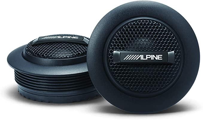 Alpine S-S10TW Hochtöner 240 Watt Tweeter 1 Paar
