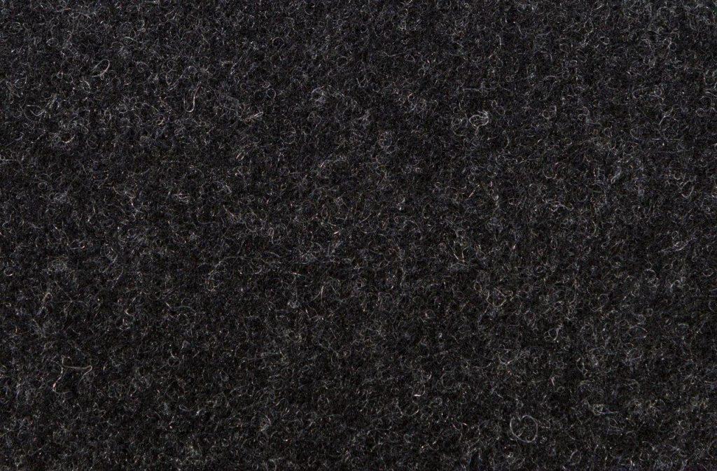 AUDIO SYSTEM Z-FLEECE BLACK 003 Bezugsteppich anthrazit 1,5m x 3m = 4,5 m²