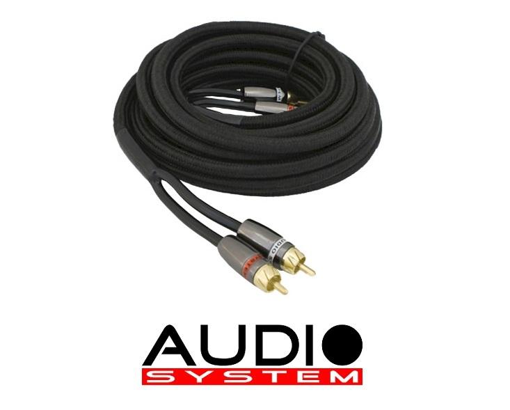 Audio System Z-CHBLACK 0,75 High-End Cinch-Kabel 0,75m
