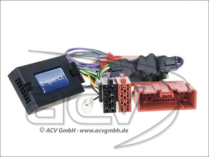 42-MZ-805 Lenkradadapter Mazda 3/MX-5 09-amplified->Clarion