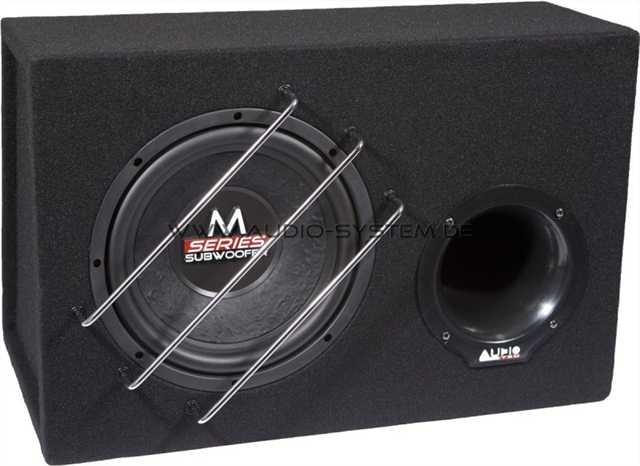 Audio System M 10 BR 29 l vented enclosure M10BR with M 10