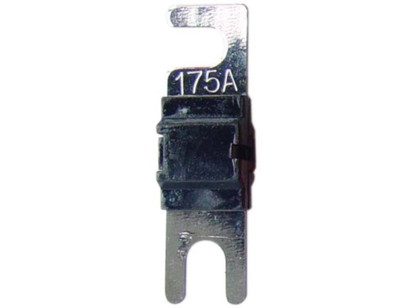 ACV 30.3940-175 Mini ANL fuse 175 Ampere ( silver ) 4 pieces