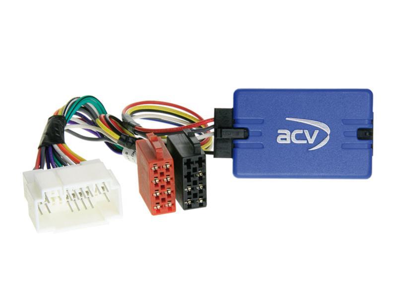 ACV 42-SZ-401 SWC Suzuki / Fiat / Opel > Zenec