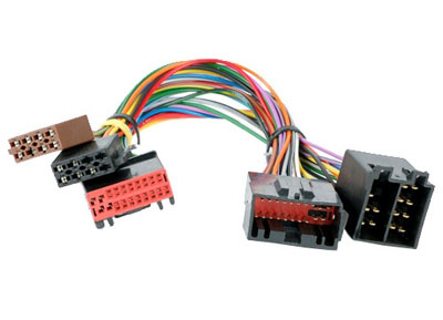 RTA 021.250-0 MP3PARROTT Harness Vehicle specific