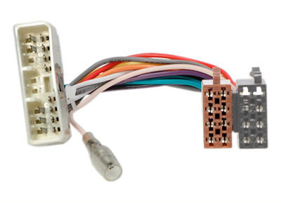 RTA 004.360-0 Vehicle-specific adapter cable