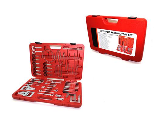 Connects2 GC2-CT22UV06 Radio-Ausbauwerkzeug 52-teilig im Koffer