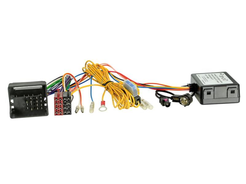ACV 1024-45-15 CAN-Bus Kit BMW Quadlock -> Power + Speaker (ISO) + ISO Antenna connector