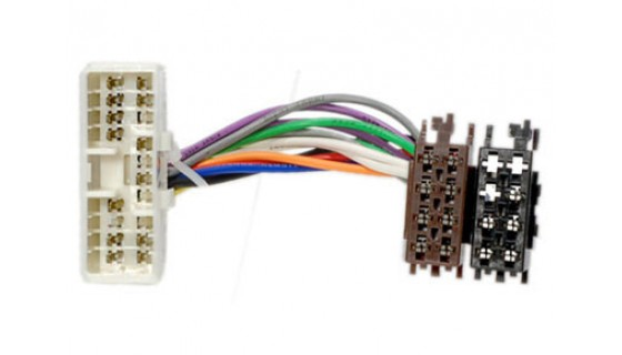RTA 004.173-0 Adapterkabel ISO, SSANG YONG Rexton