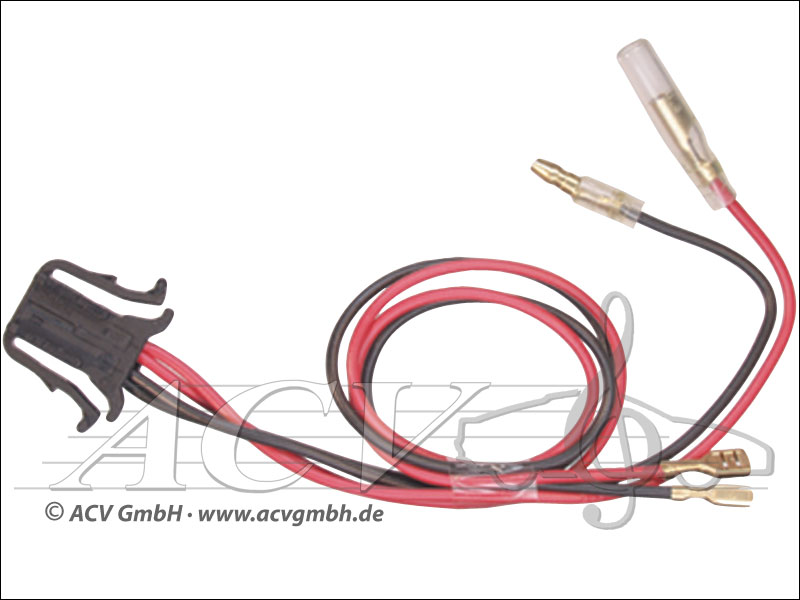 ACV 1192-01 Mercedes Speaker Adaptor Cable