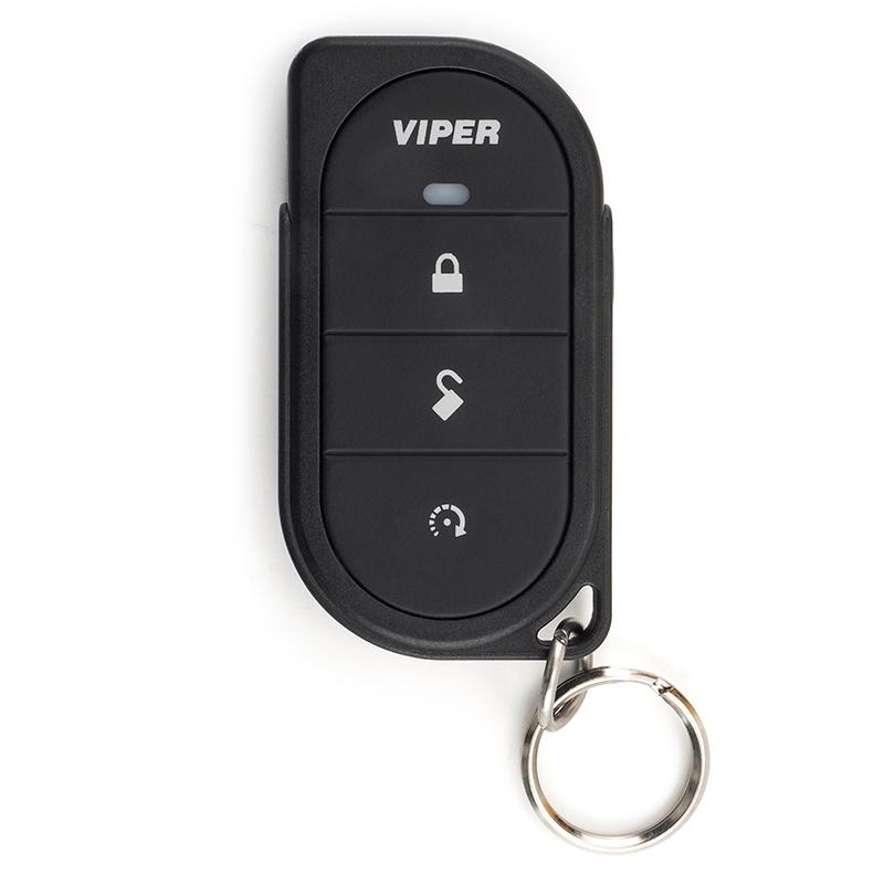 VIPER 211HV-SINGLE Zentralverriegelungs-Steuerung mit einer Funk-Fernbedienungen