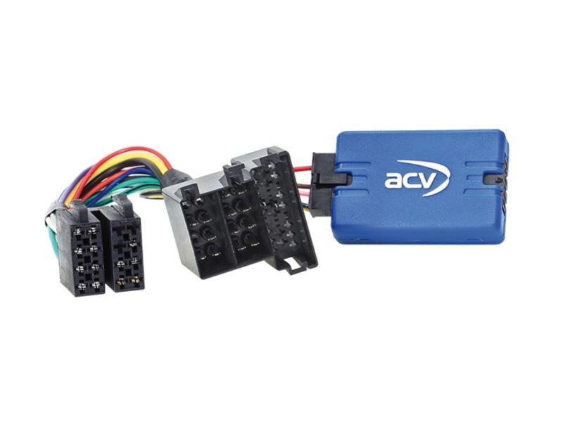 ACV 42-HY-910 SWC Hyundai i30 mit OEM Navigation > JVC