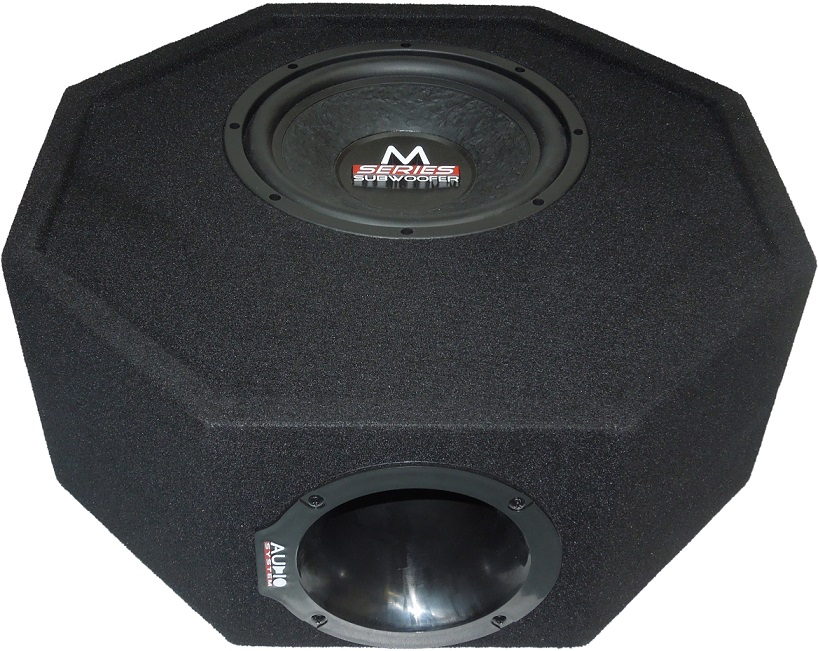 Audio System SUBFRAME M 10 ACTIVE ACTIVE-SERIES SUBFRAME Boom Box Subwoofer + Monoamplifier H300.1