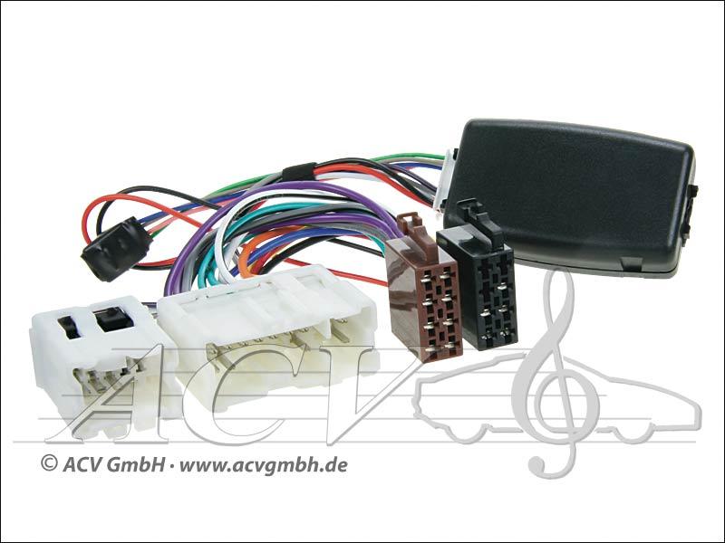 42-1213-800 Lenkradadapter Nissan Almera / X-Trail -> Clarion