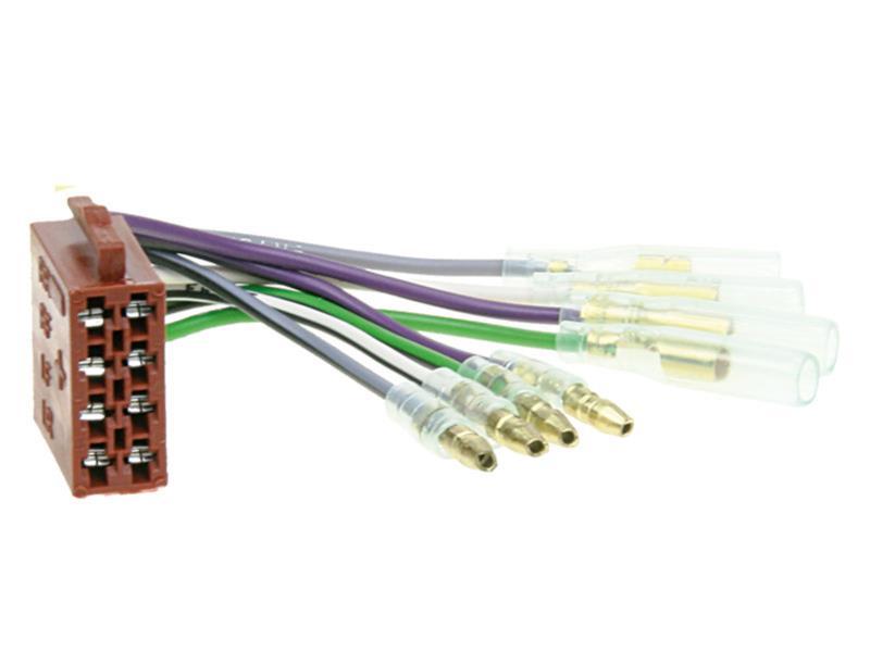 ACV 1431-04 Universal retrofit kits Speaker ISO > ASIA