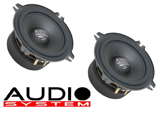 Audio System ex 130 SQ 130 millimetri di fascia alta medio / bassi EX130