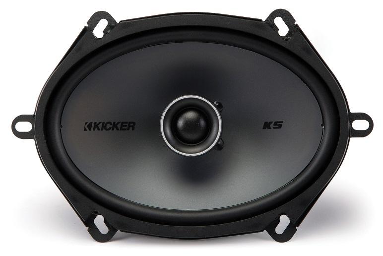 """KICKER KSC684 (KSC684) 6x8"""" Triax-LS"""