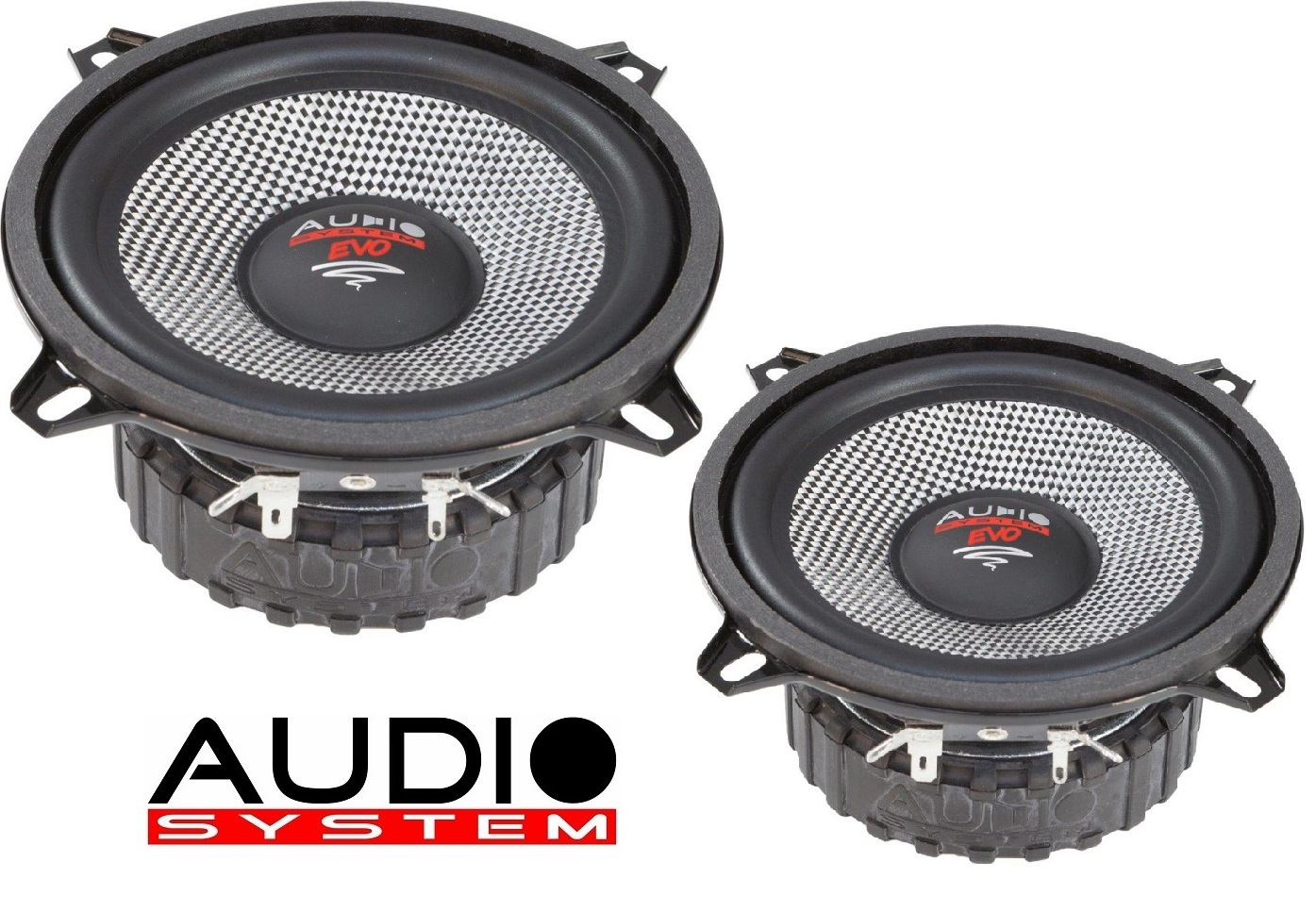 AUDIO SYSTEM AS 130 EM EVO Kick / Mitteltöner 125 Watt 1 Paar