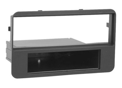RTA 000.316-0 1- DIN Einbaurahmen, ABS schwarz. ALFA ROMEO 159 alle Modelle/06 ->