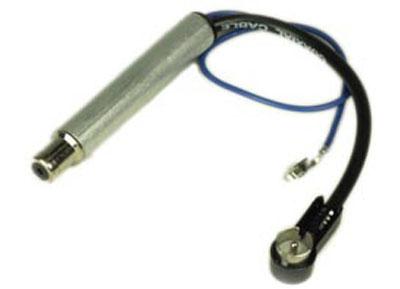 RTA 204.100- 3 Stromeinspeisung für Antennenverstärker 24cm, 75 Ohm Kabel mit ISO Winkelstecker 90°
