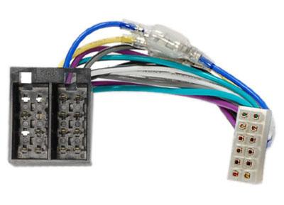 RTA 006.720-0 Adapterkabel radiospezifisch für Clarion