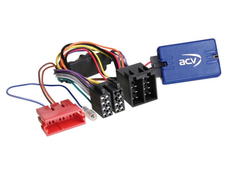 ACV 42-KI-206 SWC Kia Soul 2012 > (Line Level Verstärker) > Panasonic