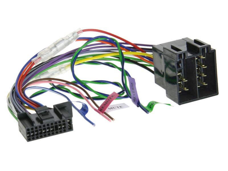 ACV 457007 RAK -> ISO KENWOOD DNX Serie - ISO 2009 ->