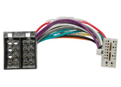 RTA 006.721-0 Adapterkabel radiospezifisch für Clarion