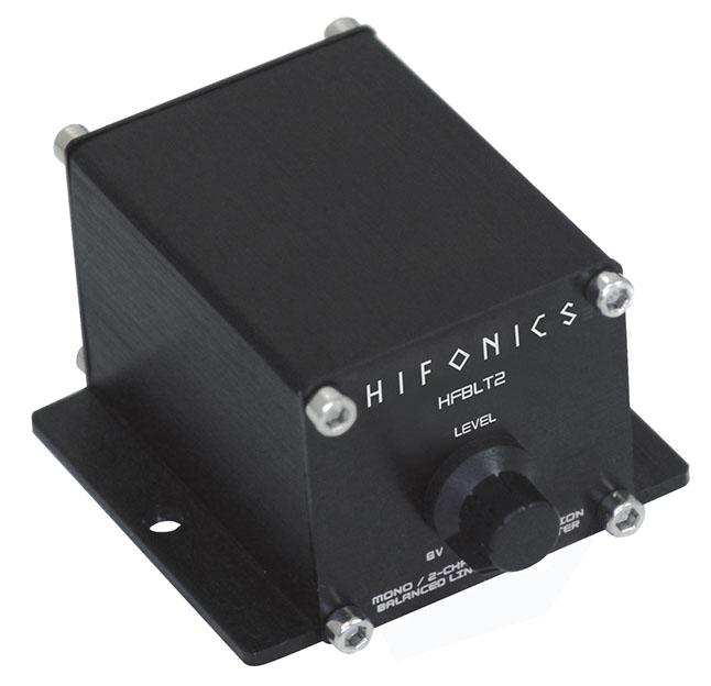 HIFONICS HF-BLT2 Balanced Line Transmitter