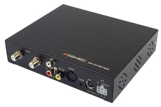ZENEC ZE-DVBT50 DVBT-Diversity Tuner  TV-Tuner DVBT 50