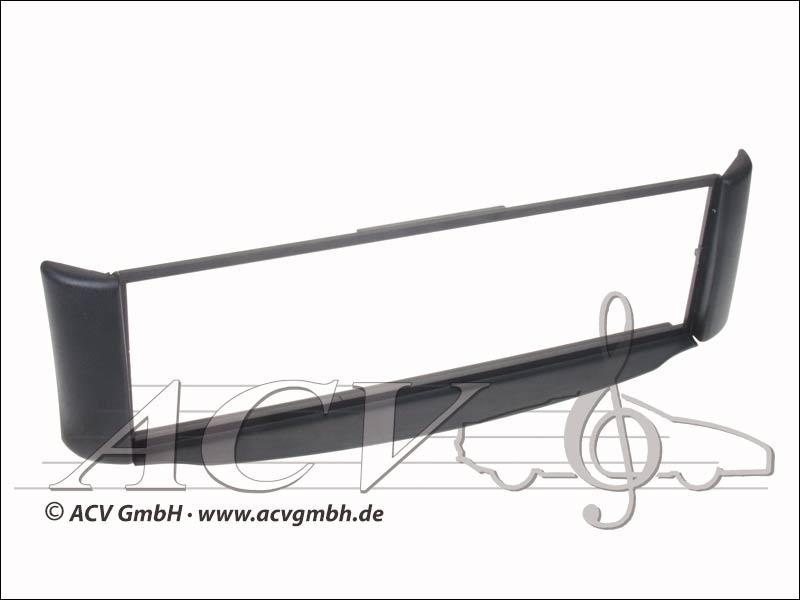 Radioblende Smart ForTwo gray