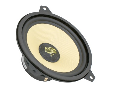 Audio system AS 165 E46 BMW E46 for low / mid