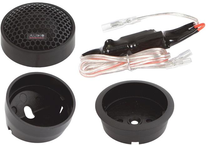 Audio System HS 24 W EVO 2 25 mm Gewebe-Neodymhochtöner 1 Paar Hochtöner Tweeter