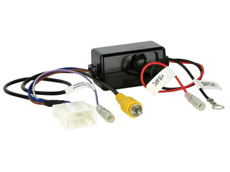 ACV 771178-1031 Rückfahrkamera Interface Kia Carens