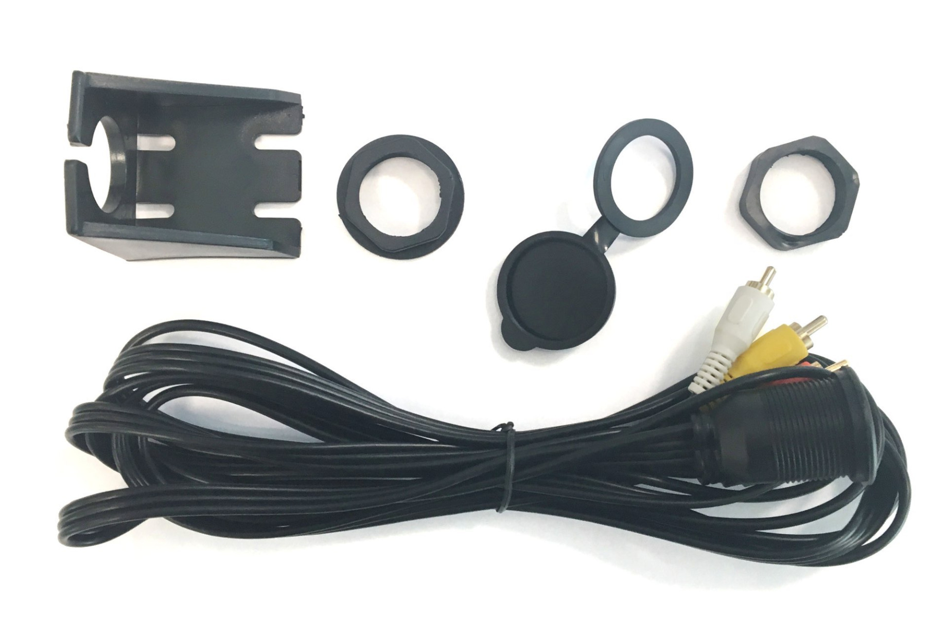 ESX VNA-USB-DUC USB Einbausatz Universal Einbausatz USB und 3,5 mm Buchse