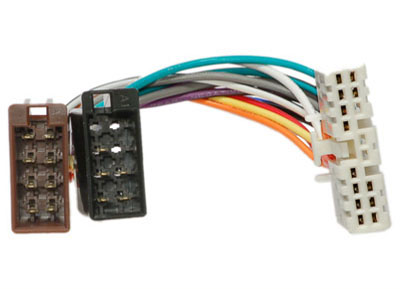 RTA 006.360-0 Specific adapter cable radio