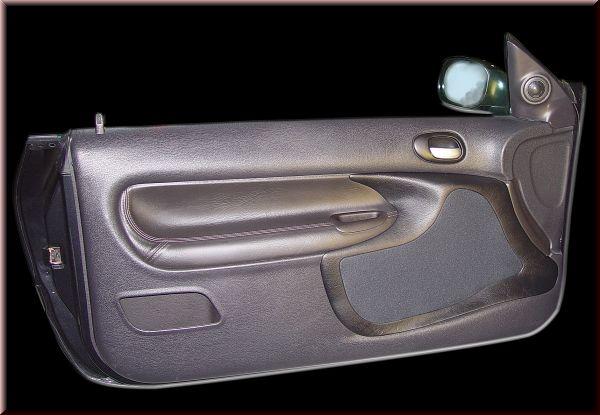 Jehnert Doorboard für Peugeot 206 CC Cabrio