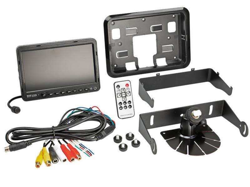 "ACV 771000-6202 7 "" monitor universal 16 : 9 ( 1 RFK + 2 AV inputs )"