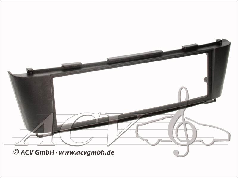 Radioblende Nissan Almera schwarz