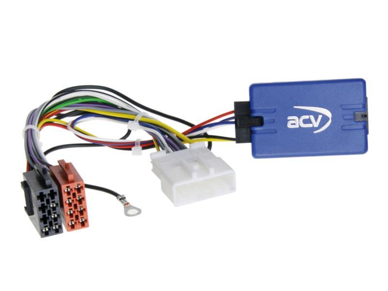 ACV 42-NI-803 SWC Nissan verschiedene Modelle > Clarion