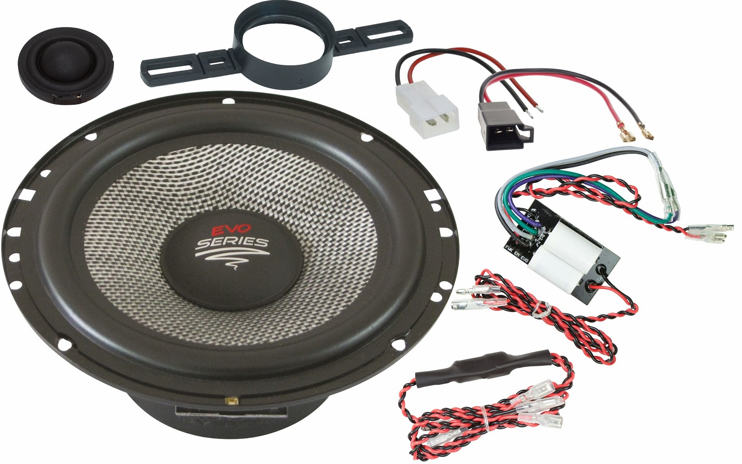 Audio System X 165 DUCATO EVO 2 kompatibel mit FIAT DUCATO 2-Wege 16,5cm X--ion SERIES 2-Wege Spezial System