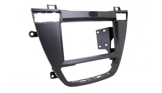 RTA 002.142P1-2 Double DIN Profi Frame, black , Isignia ( OG -A / GMIK 11/2008 >