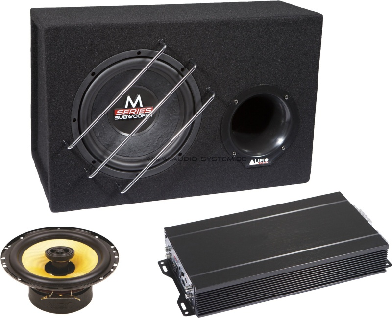 AUDIO SYSTEM CO-SERIES Set Komplett-Set mit CO 100EVO