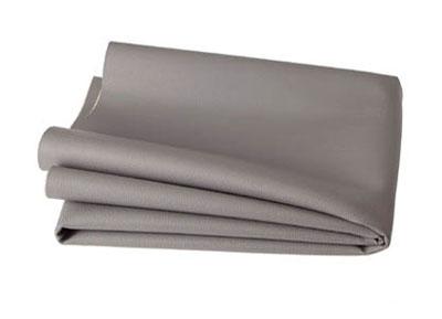 RTA 252.950-0 Kunstleder PVC, Farbe: hellgrau - Breite: 1,37/1,40m - Länge: 70cm