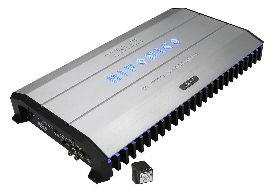 Hifonics ZRX9002 Class A/B 2-Kanal Verstärker Kundenrücknahme